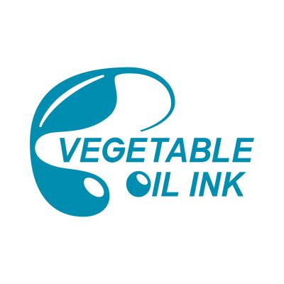 Vegetable Oil Ink Logo ,Logo , icon , SVG Vegetable Oil Ink Logo