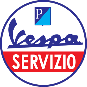 Vespa Servizio Logo ,Logo , icon , SVG Vespa Servizio Logo