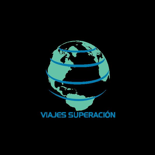 VIAJES SUPERACION Logo ,Logo , icon , SVG VIAJES SUPERACION Logo