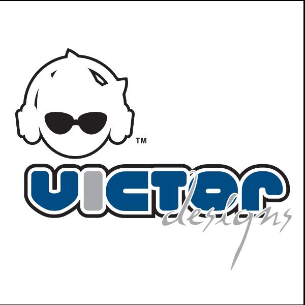 Victor Designs Logo ,Logo , icon , SVG Victor Designs Logo