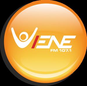 Viene Fm 107.1 Logo ,Logo , icon , SVG Viene Fm 107.1 Logo