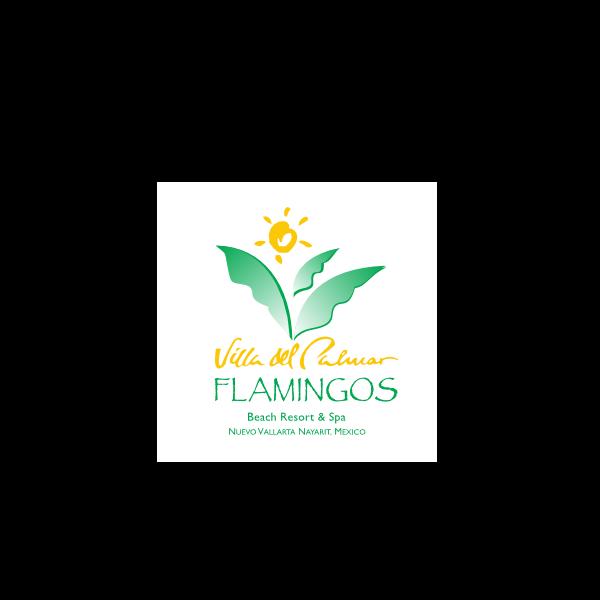 Villa del Palmar FLAMINGOS Logo ,Logo , icon , SVG Villa del Palmar FLAMINGOS Logo