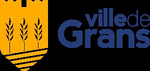 Ville de Grans Logo ,Logo , icon , SVG Ville de Grans Logo