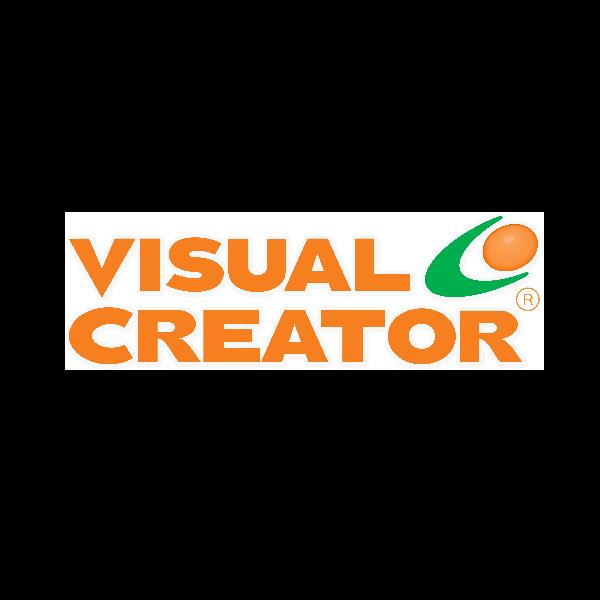 VISUAL CREATOR Logo ,Logo , icon , SVG VISUAL CREATOR Logo