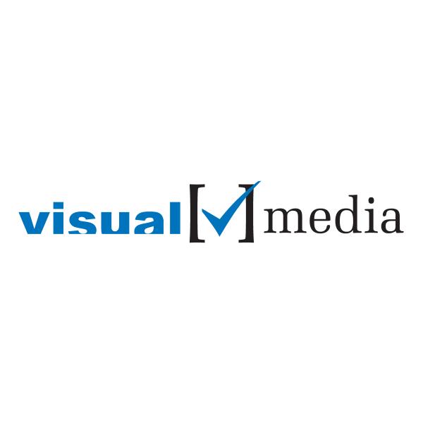 Visual Media Logo ,Logo , icon , SVG Visual Media Logo