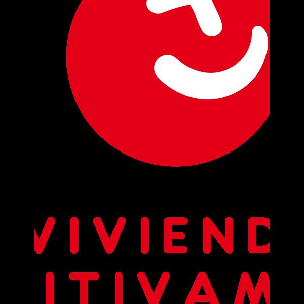 Viviendo Positivamente Logo ,Logo , icon , SVG Viviendo Positivamente Logo