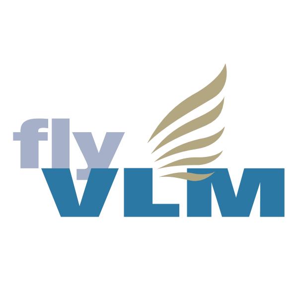 VLM Airlines Logo ,Logo , icon , SVG VLM Airlines Logo