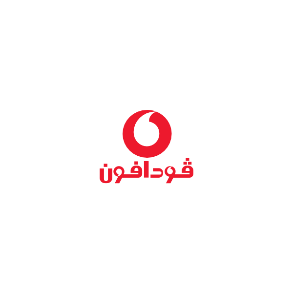 شعار فودافون ,Logo , icon , SVG شعار فودافون
