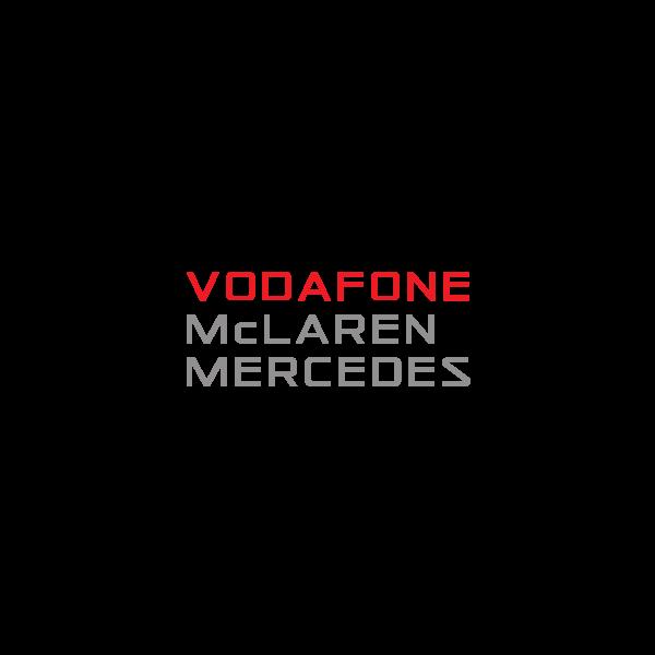 Vodafone McLaren Mercedes F1 Logo