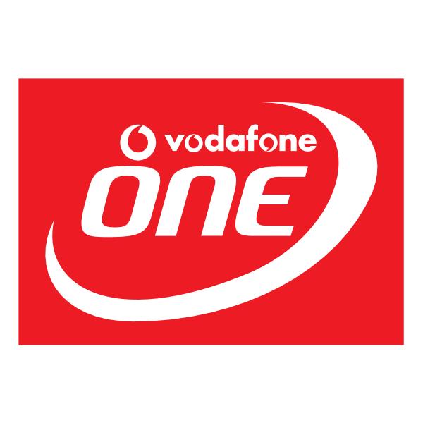 Vodafone One Logo ,Logo , icon , SVG Vodafone One Logo
