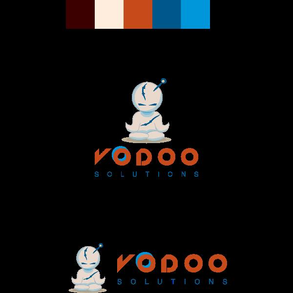 VoDoo Solutions Logo ,Logo , icon , SVG VoDoo Solutions Logo
