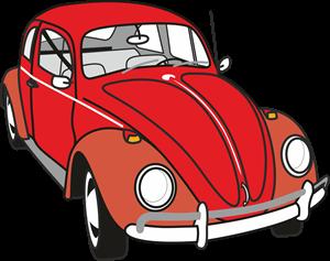 Volkswagen Vocho Logo ,Logo , icon , SVG Volkswagen Vocho Logo