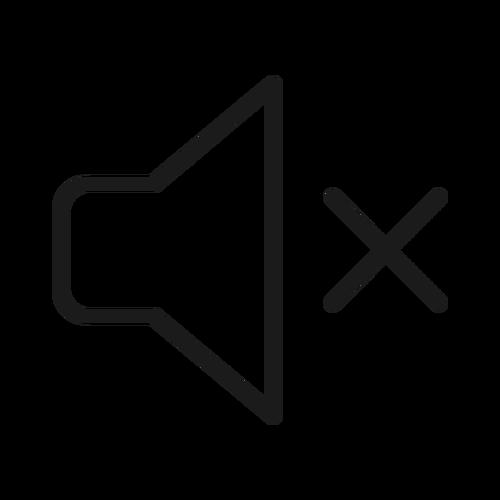 volume off ,Logo , icon , SVG volume off