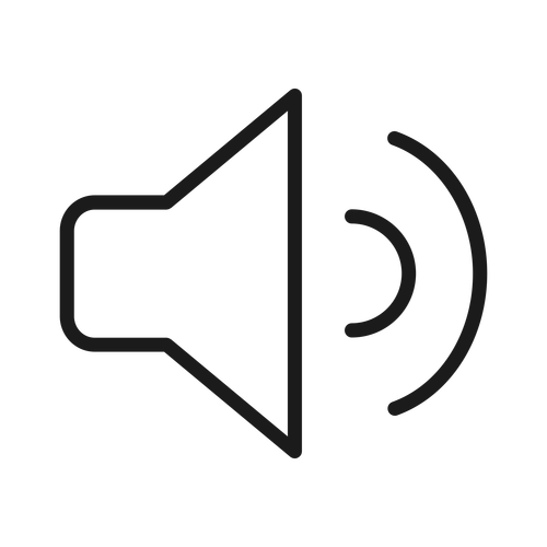 volume ,Logo , icon , SVG volume
