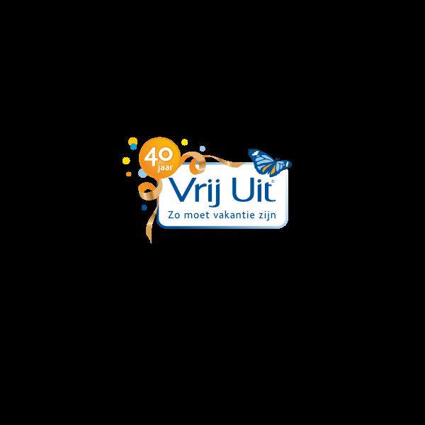 Vrij Uit Logo ,Logo , icon , SVG Vrij Uit Logo