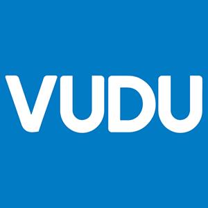 Vudu – White on blue background Logo ,Logo , icon , SVG Vudu – White on blue background Logo