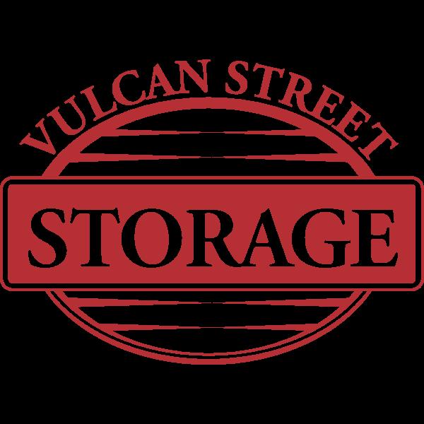 Vulcan Street Storage Logo