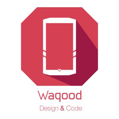 Waqood Design & code ,Logo , icon , SVG Waqood Design & code