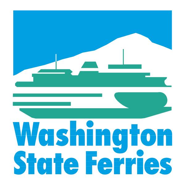 Washington State Ferries ,Logo , icon , SVG Washington State Ferries