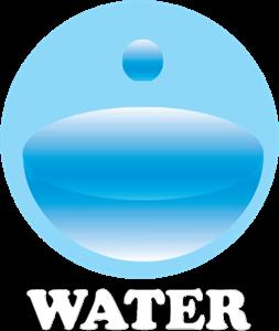 water Logo ,Logo , icon , SVG water Logo