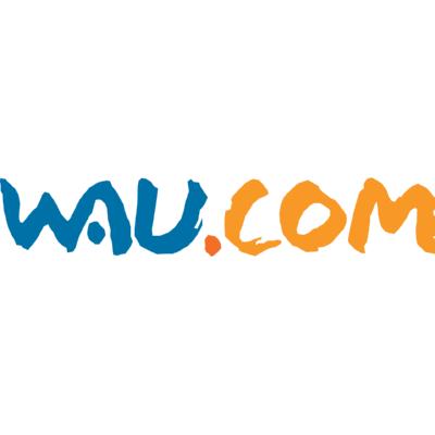 Wau.com Logo ,Logo , icon , SVG Wau.com Logo