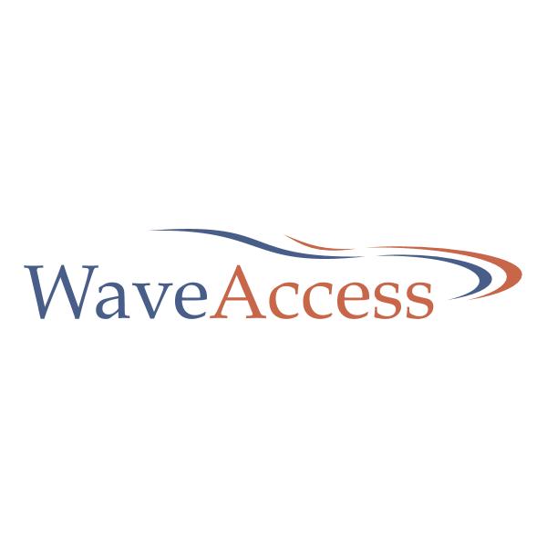 WaveAccess Logo ,Logo , icon , SVG WaveAccess Logo
