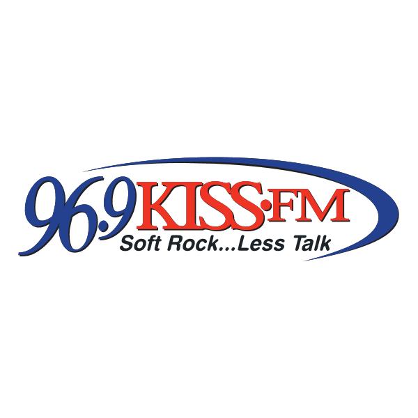 WGKS 96.9 KISS FM Logo ,Logo , icon , SVG WGKS 96.9 KISS FM Logo