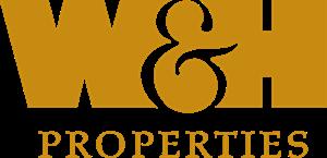 W&H properties Logo ,Logo , icon , SVG W&H properties Logo