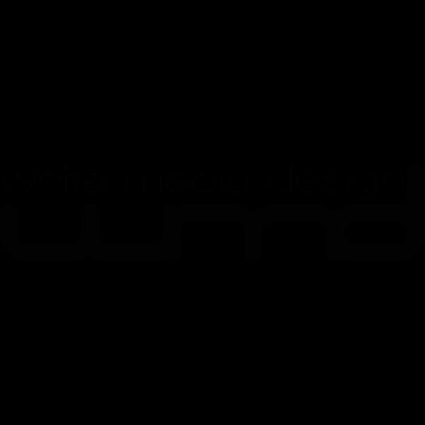 White Media Design Logo ,Logo , icon , SVG White Media Design Logo