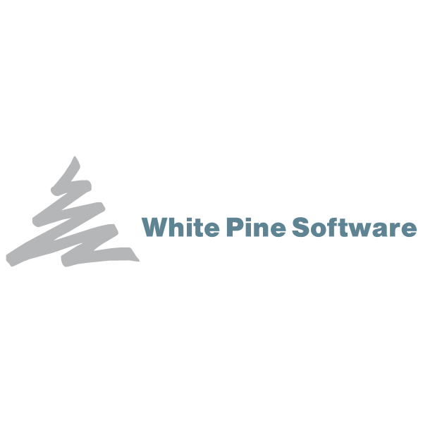 White Pine Software ,Logo , icon , SVG White Pine Software