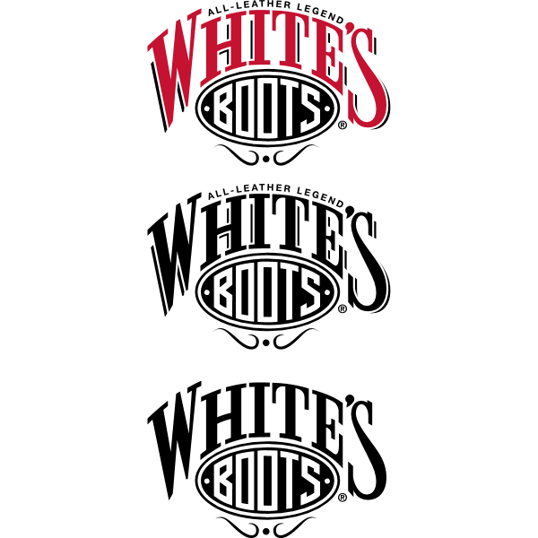 WHITE'S BOOTS Logo ,Logo , icon , SVG WHITE'S BOOTS Logo