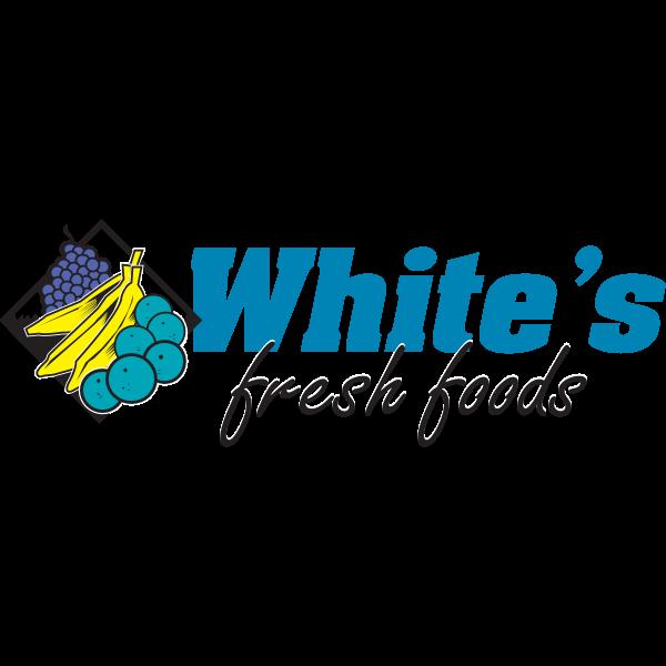 White's Fresh Foods Logo ,Logo , icon , SVG White's Fresh Foods Logo