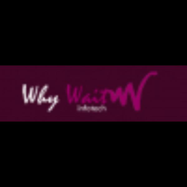 Whywait Infotech Logo ,Logo , icon , SVG Whywait Infotech Logo