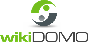 wikiDOMO Logo ,Logo , icon , SVG wikiDOMO Logo