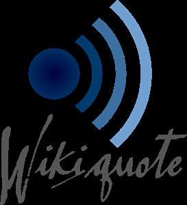 Wikiquote Logo ,Logo , icon , SVG Wikiquote Logo
