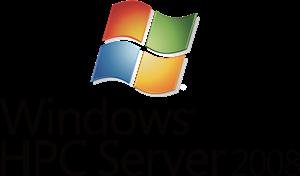 Windows HPC Server 2008 Logo ,Logo , icon , SVG Windows HPC Server 2008 Logo