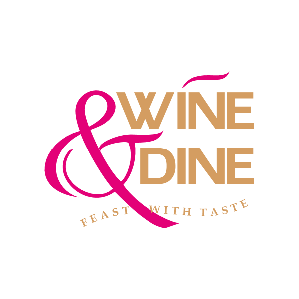 Wine&Dine Logo ,Logo , icon , SVG Wine&Dine Logo