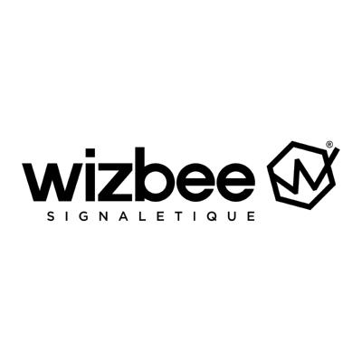 wizbee ,Logo , icon , SVG wizbee