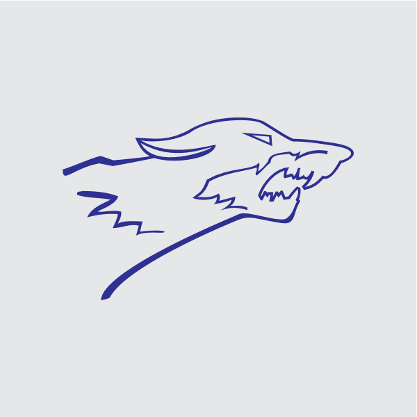 Wolf Mike Logo ,Logo , icon , SVG Wolf Mike Logo