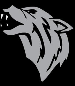 Wolf Propeller Logo ,Logo , icon , SVG Wolf Propeller Logo