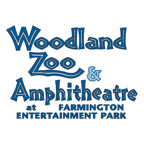Woodland Zoo & Amphitheatre Logo ,Logo , icon , SVG Woodland Zoo & Amphitheatre Logo