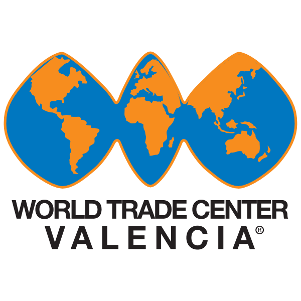 World Trade Center Valencia Logo ,Logo , icon , SVG World Trade Center Valencia Logo