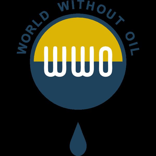 World Without Oil Logo ,Logo , icon , SVG World Without Oil Logo