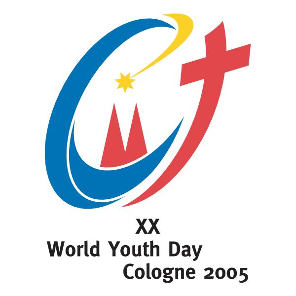World Youth Day 2005 Logo ,Logo , icon , SVG World Youth Day 2005 Logo