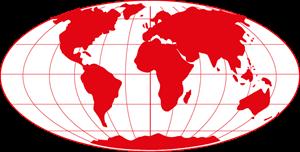 Worldmap Logo ,Logo , icon , SVG Worldmap Logo