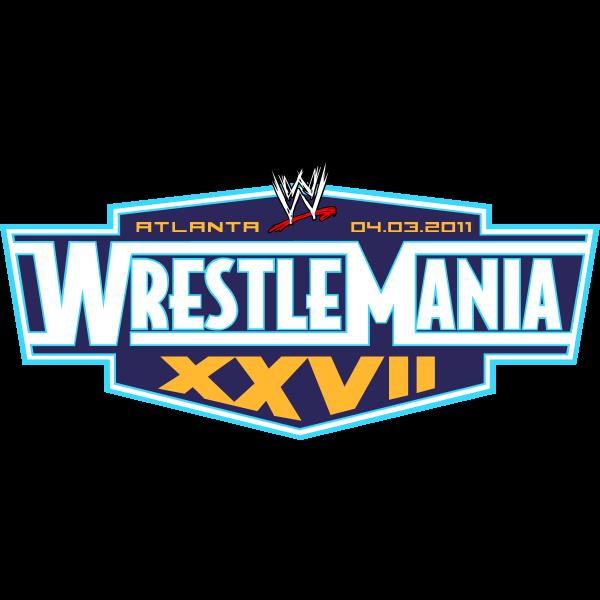 WrestleMania 27 Logo ,Logo , icon , SVG WrestleMania 27 Logo