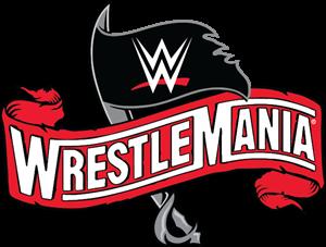 WrestleMania 36 Logo ,Logo , icon , SVG WrestleMania 36 Logo