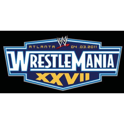 WrestleMania XXVII Logo ,Logo , icon , SVG WrestleMania XXVII Logo