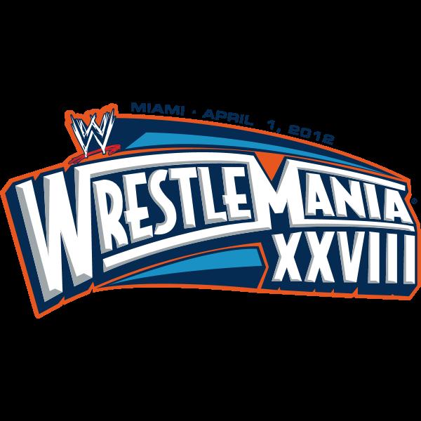 Wrestlemania XXVIII Logo ,Logo , icon , SVG Wrestlemania XXVIII Logo