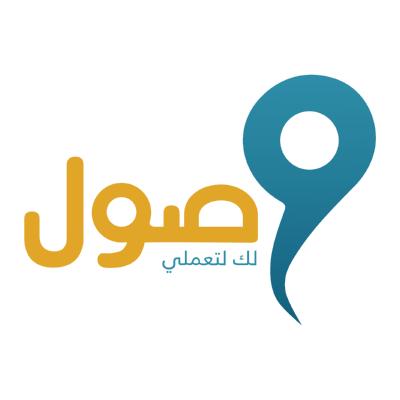 شعار wusool وصول ,Logo , icon , SVG شعار wusool وصول